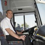 Conductores de autobús 2100€ / 38 horas semanales en líneas urbanas en Alemania