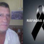 """Triste adiós a """"El Largo"""", tras la colisión de seis camiones en la RN-10"""