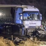 El conductor del accidente de Murcia dice que fue una distracción y la prueba revela que había consumido cocaína