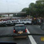 Carreteras y autopistas, cortadas por una veintena de manifestaciones