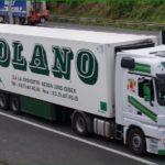 Olano Zaragoza busca conductores contrato indefinido y buenas condiciones