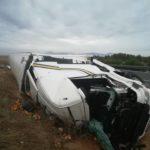 Muere un conductor de  Primafrio en un accidente en la A-92, en Sevilla