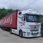 Transportes Oscar Cruz necesita conductores para tráiler internacional