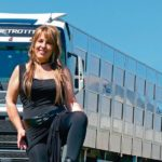 Soy camionera: Inma Matesanz, portento y superación