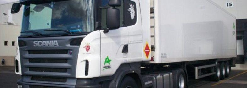 Camión de Acotral