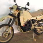 La Kawasaki diésel para los Marines de EE.UU que gasta sólo 2,5 litros a los 100 km