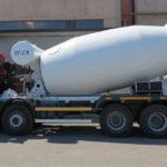 Se necesitan cuatro conductores de camiones hormigonera con alojamiento incluido en el País Vasco