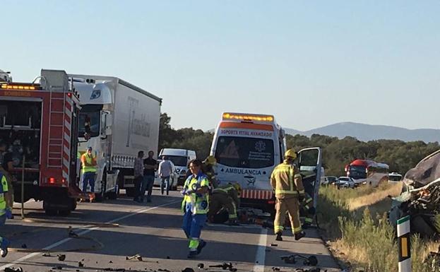 """El injusto despido de un camionero que solo tuvo un accidente en doce años. La empresa calificó los hechos de """"falta muy grave"""""""