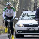 DGT presenta un nuevo sistema que alerta de la presencia de ciclistas