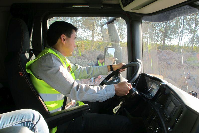 conductor seguridad