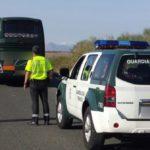 Localizan a un conductor que conducía el autobús drogado