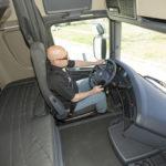 Asetranspo tiene 5 vacantes chófer camión rígido con ADR