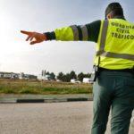 La Guardia Civil intenta parar durante 5 kilómetros a un camionero ebrio en El Burgo (Soria)