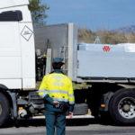 Detectadas manipulaciones de tacógrafos en 6 camiones en Cantabria en un mes