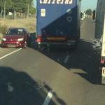 Los camioneros suicidas detenidos son un rumano de 58 años y un ecuatoriano de 45