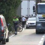 Un camionero drogado mata a un ciclista de 15 años en Tarragona