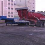 Un camionero sin techo fallece en una nave abandonada en Navarra