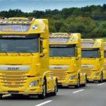Reino Unido quiere que los camiones paguen una tasa por kilómetro recorrido