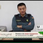 Ole sus huevos!! Ya tenemos a  Li, el primer Guardia Civil 'chino'