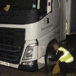 El descanso de 45 horas en la cabina, ahora te puede costar la incautación del camión en Bélgica