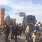 Cortes de carreteras en Cataluña en protesta por los encarcelamientos