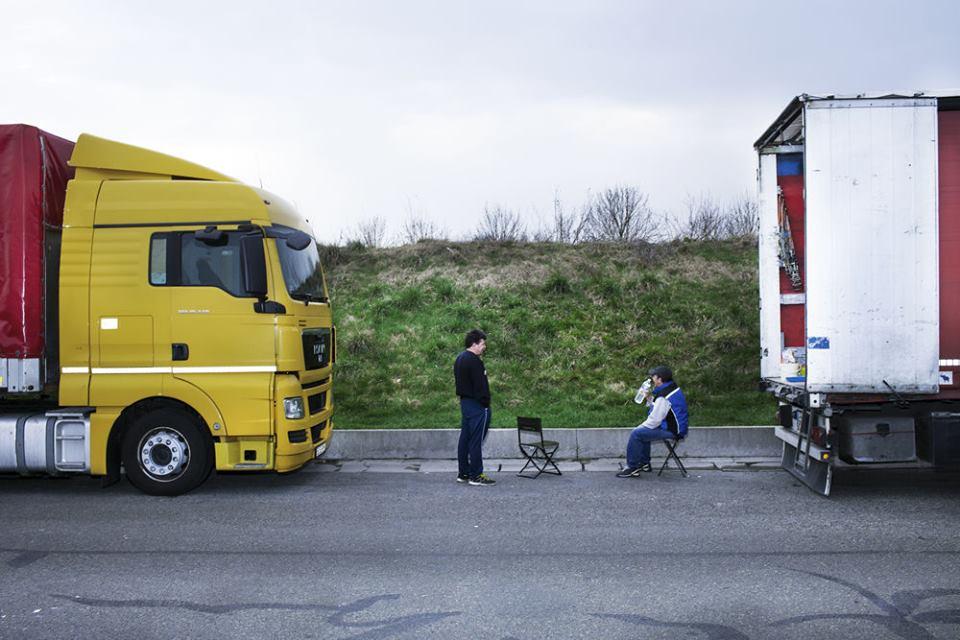 Camioneros -Camiones