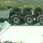 Dos camioneros fallecen en menos de 12 horas en accidentes