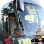 Detenido otro conductor de autobús escolar por drogas en 24 horas