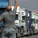 El sindicato francés CFDT llama a la huelga de camioneros el 7 de mayo