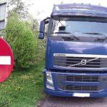 Se le avería el camión y acaba multado por positivo en 4 drogas y circular sin ITV