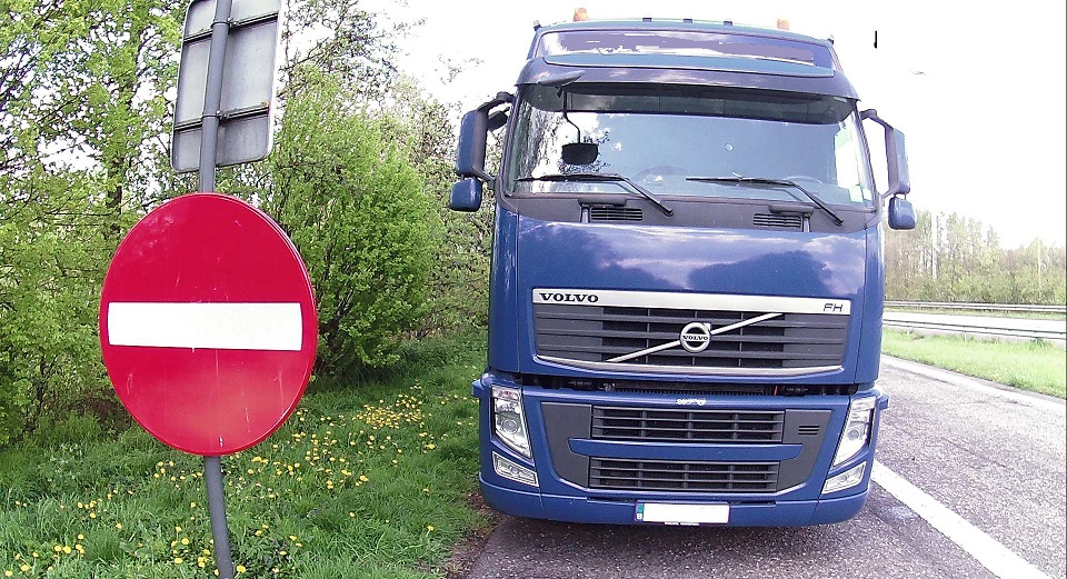 camion travail