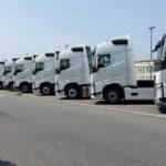 Se necesitan 50 conductores para transporte frigorífico en Transportes New frio SL