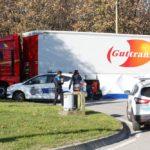 Fallece un camionero jubilado arrollado por un camión en Avilés