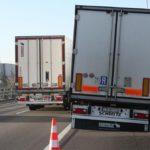 Los Mossos confirman el sabotaje a los 30 camiones en la AP7
