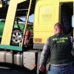Detenido un camionero por robar componentes de vehículos en el Port de Tarragona