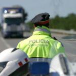 El detenido por pinchar las ruedas a 50 camiones en la AP-7 es un mosso d'esquadra