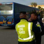 Al volante de autobuses escolares tras tomar coca y cannabis