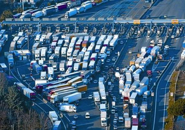 Se anuncia una huelga del transporte  durante los días 21,22 y 23 de enero en Italia
