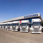 Llacer y Navarro en su afán de mejorar, incorpora 39 unidades Scania