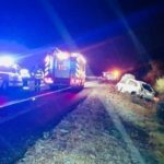 Mueren tres personas al intentar socorrer a un joven accidentado en la AP-7