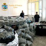 Detenido un camionero español con 4 toneladas de Hachís y Marihuana en Italia