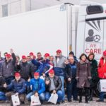 Girteka supera los 8.000 conductores en plantilla y alardea de ser la mejor empresa de Europa con 4.000 camiones