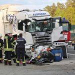 La policía denuncia que muchos conductores desconectan el sistema de  frenado de emergencia