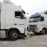 J Carrión necesita 6 conductores de camión articulado y remolque frigorífico