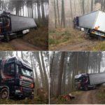 Las dificultades de un camionero de 35 años con el GPS