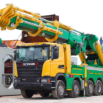 Scania World Power ER-455.000 L-8, 150tn de capacidad de carga, la más potente de la gama