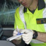 Un conductor, positivo en todas las drogas detectables