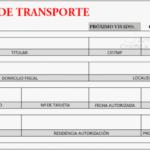 Todo lo que necesitas saber sobre la Tarjeta de Transporte de mercancías