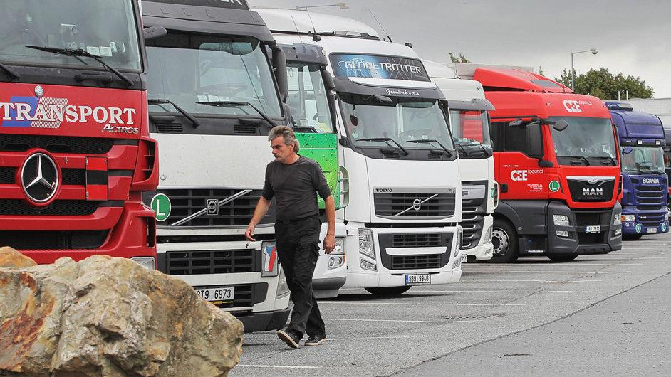 Restricciones circulación a camiones  Semana Santa en Europa