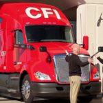 La empresa CFI busca chóferes 5000$ a la semana por 11.300 km aproximadamente